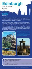 Windsor & Oxford - Anderson Tours - Page 3