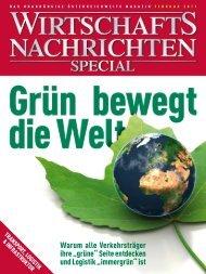 Special 01/02 2011 Transport, Logistik ... - Wirtschaftsnachrichten