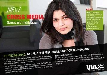 Cross Media - Games and Mobile Apps
