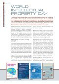WORLD IP DAY ROUND UP AMERICA'S CUP Dispute ... - WIPO - Page 4