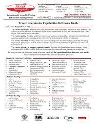 Custom Test Equipment - Methode Electronics, Inc.