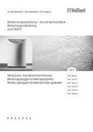 ecoCRAFT bruk (1.55 MB) - Vaillant