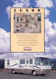 1996 Winnebago Luxor - Winnebago Industries
