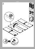 Montage Anleitung Schrankeinrichtung - Seite 5