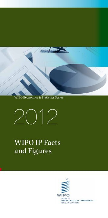 WIPO IP Facts and Figures - World Intellectual Property Organization