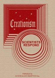 Creationism Scientists Respond - Ratbags.com