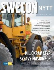Swecon-Nytt nr 3/06
