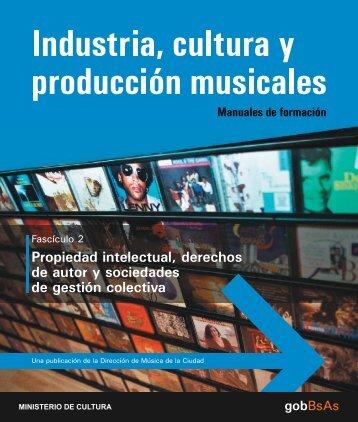 Derecho de autor - Buenos Aires Ciudad