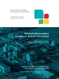 Wirtschaftsstandort Landkreis Anhalt-Bitterfeld - Wirtschaftsregion ...