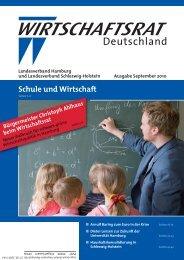 Schule und Wirtschaft - Wirtschaftsrat der CDU e.V.