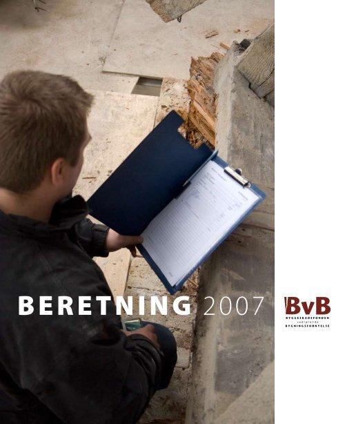 Download BvB's årsberetning 2007 (22 sider, pdf 2.158 KB)