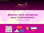 Recherche de partenaires en Europe