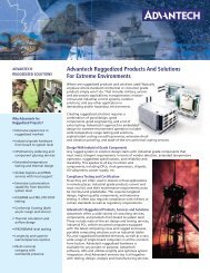 Services For Ruggedized Solutions