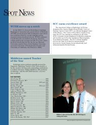 2 ... Spot News - Mallinckrodt Institute of Radiology - Washington ...