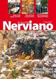 Anno IV - Numero 5 Dicembre 2010 - Comune di Nerviano