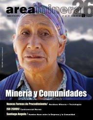 Minería y Comunidades - Areaminera