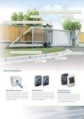 Napędy do bram przesuwnych - tousek GmbH - Page 6