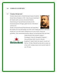 DMS IMC Heineken - Strongerhead