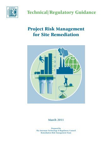 Project Risk Management for Site Remediation - ITRC