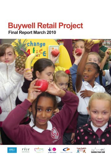 Buywell Retail Project - Sustain