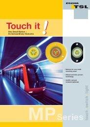 Flyer MP-Series [.PDF] - Logo ESCHA TSL GmbH