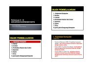 Ancaman Keamanan Data - Blog untuk staff dan dosen d3ti mipa uns