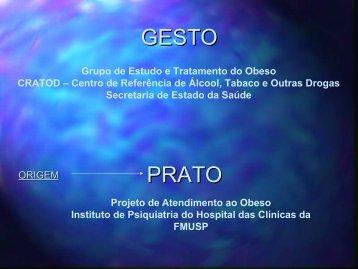 CRATOD - Gesto - Palestras Diversas