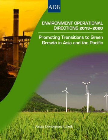 Environment Operational Directions 2013–2020: Promoting ...