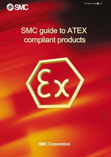 ATEX compliant - SMC ETech