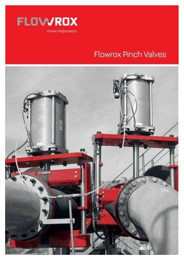 Flowrox Pinch Valves
