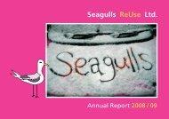 Annual Report 2008/09 - Seagulls