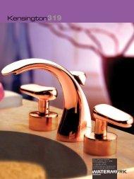 Kensington319 Series Catalog - Watermark Designs