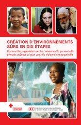 Création d'environnements sûrs en dix étapes - Croix-Rouge ...