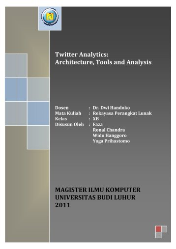 RPL | Twitter Analytics - File
