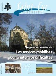 Magazine - Janvier 2011