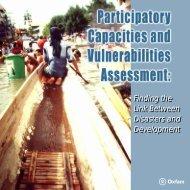 Participatory capacity and Vulnerability assessment - nirapad