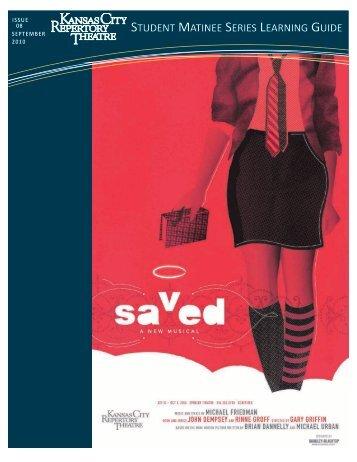 Saved - The Kansas City Repertory Theatre