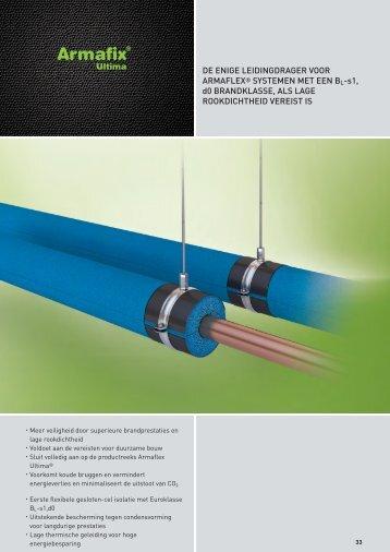 Product Range - Armafix Ultima - Armacell