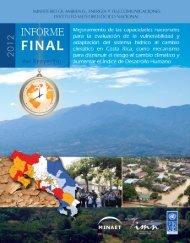 final - IMN - Instituto Meteorológico Nacional