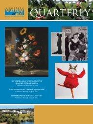 QUARTERLY - Vero Beach Museum of Art
