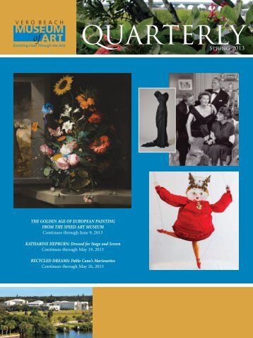 QUARTERLY - Vero Beach Museum of Art