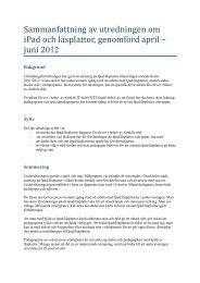 juni 2012 - Pedagog Stockholm