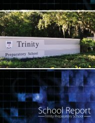 can - Trinity Preparatory School