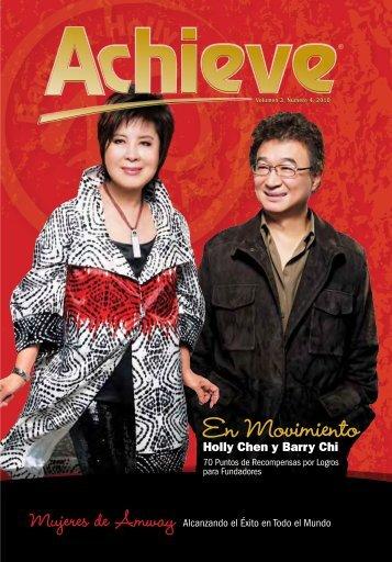 Mujeres de Amway - Amway Achieve Magazine
