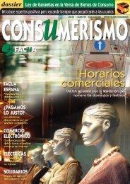 Consumerismo 108 - Facua