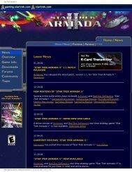Star Trek Armada II - GAMING