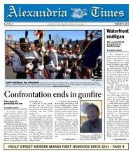 Print Edition - Alexandria Times