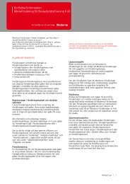 Allriskförsäkring för bostadsrättsförening - Moderna Försäkringar