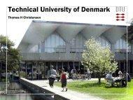 Technical University of Denmark (DTU)