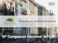 Porto Vivo - Território, Ambiente e Desenvolvimento Sustentável
